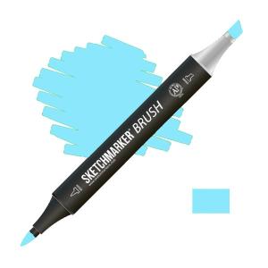 Маркер SketchMarker Brush B43 Голубая луна, SMB-B43