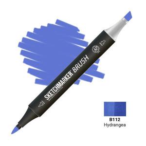 Маркер SketchMarker Brush B112 Гортензия SMB-B112