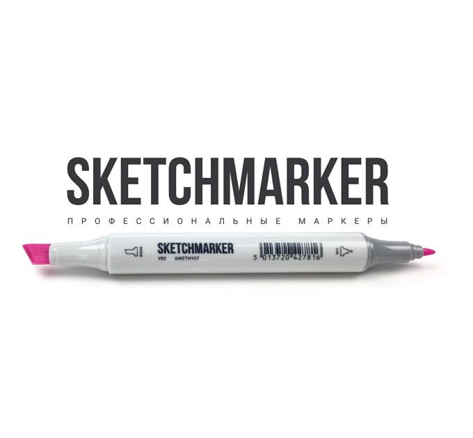 Маркер Sketchmarker B13 Clear Aqua (Прозрачная вода) SM-B13