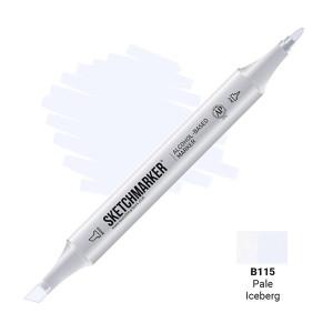 Маркер Sketchmarker B115 Pale Iceberg (Бледный айсберг) SM-B115