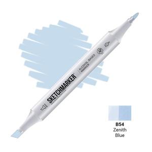 Маркер Sketchmarker B54 Zenith Blue (Зенит синий) SM-B54