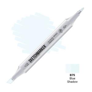 Маркер Sketchmarker B75 Blue Shadow (Синяя тень) SM-B75