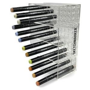 Органайзер для маркеров пластиковый Sketchmarker