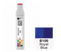 Чернила для маркеров SKETCHMARKER B100 Royal Blue (Королевский синий) 20 мл