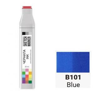 Чернила для маркеров SKETCHMARKER B101 заправка 20 мл Blue (Синий)