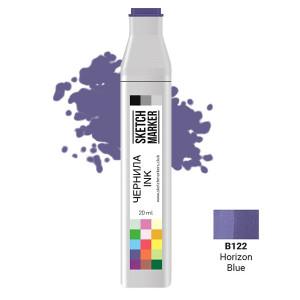 Чернила для маркеров SKETCHMARKER B122 заправка 20 мл Синий горизонт