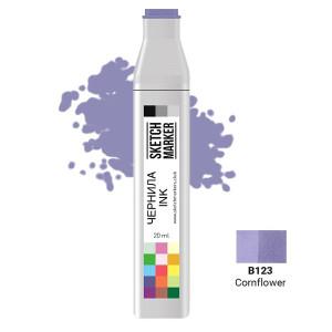 Чернила для маркеров SKETCHMARKER B123 заправка 20 мл Cornflower (Василек)