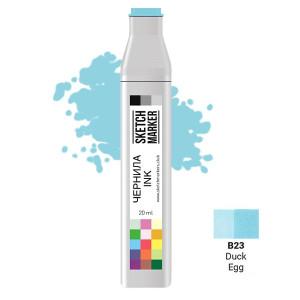 Чернила для маркеров SKETCHMARKER B23 заправка 20 мл Duck Egg (Утиное яйцо)
