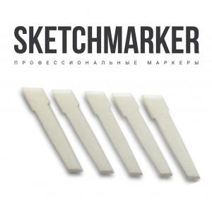 Перо Sketchmarker запасной наконечник, широкий 10 шт SPBROAD