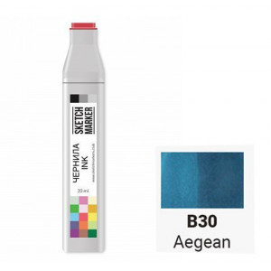 Чернила для маркеров SKETCHMARKER B30 Эгейского море 20 мл
