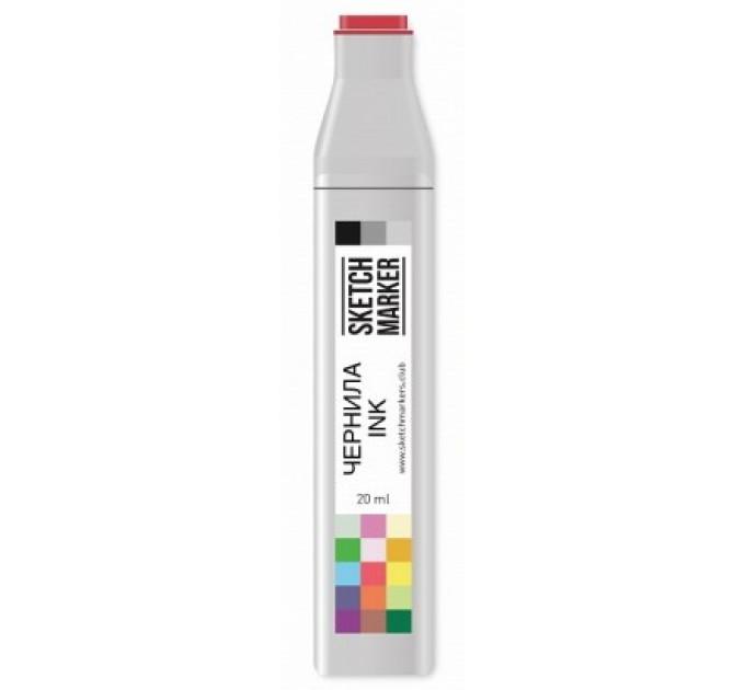 Чернила для маркеров SKETCHMARKER заправка 20 мл Офелія фіолетова SI-V23