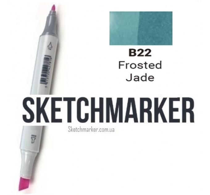 Маркер Sketchmarker Frosted Jade (Морозный нефрит), SM-B022