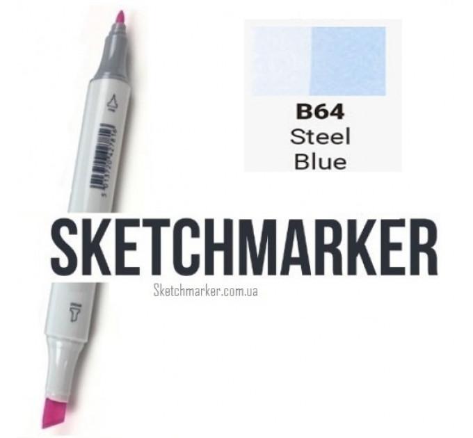 Маркер Sketchmarker Steel Blue (Синяя сталь), SM-B064
