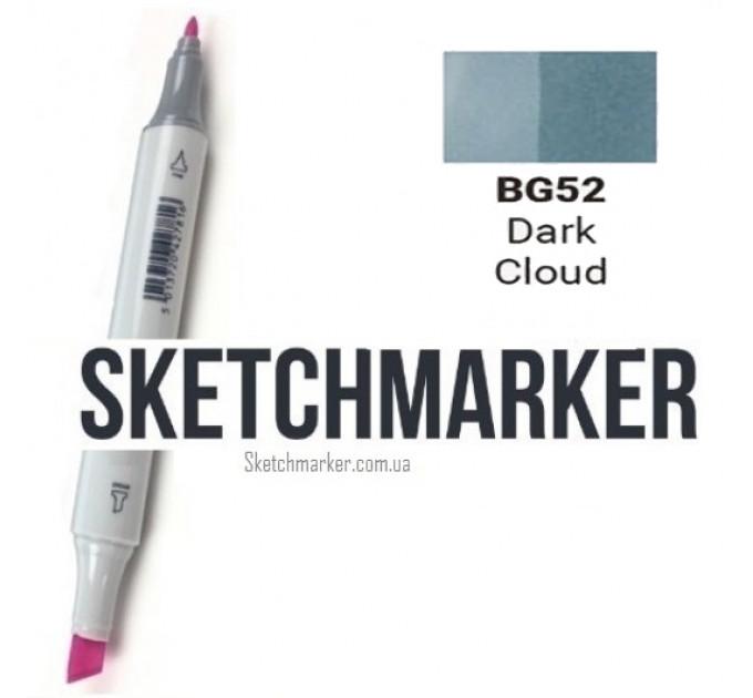 Маркер Sketchmarker Dark Cloud (Темное облако), SM-BG052