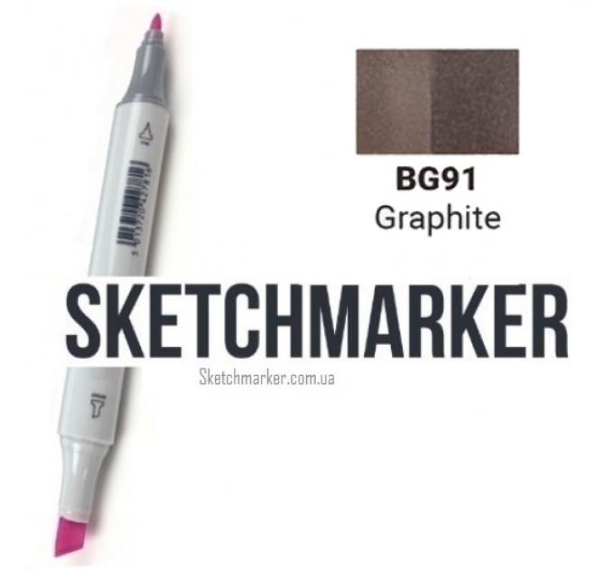 Маркер Sketchmarker Graphite (Графит), SM-BG091