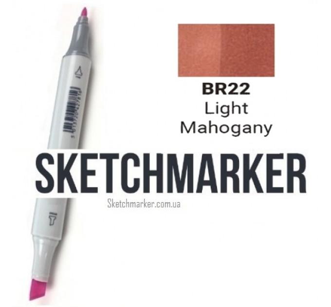 Маркер Sketchmarker Light Mahogany
