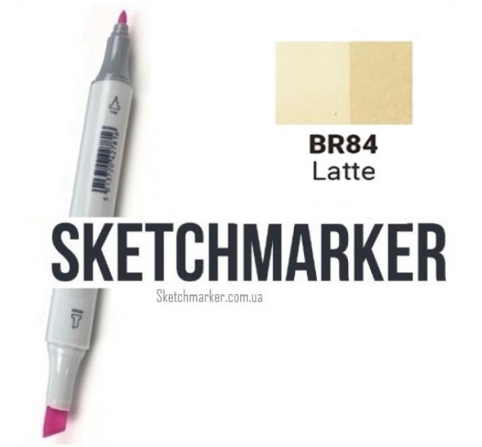 Маркер Sketchmarker Latte (Латте), SM-BR084
