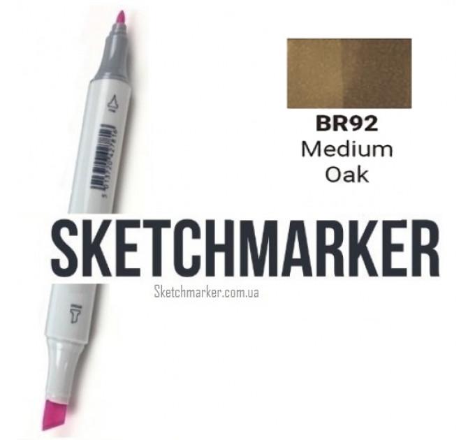 Маркер Sketchmarker Medium Oak (Дуб), SM-BR092
