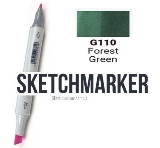 Маркер Sketchmarker Forest Green (Зеленый лес), SM-G110