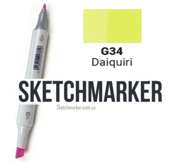 Маркер Sketchmarker Daiquiri (Дайкири), SM-G034