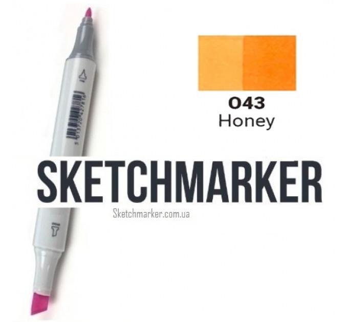 Маркер Sketchmarker Honey (Мед), SM-O043