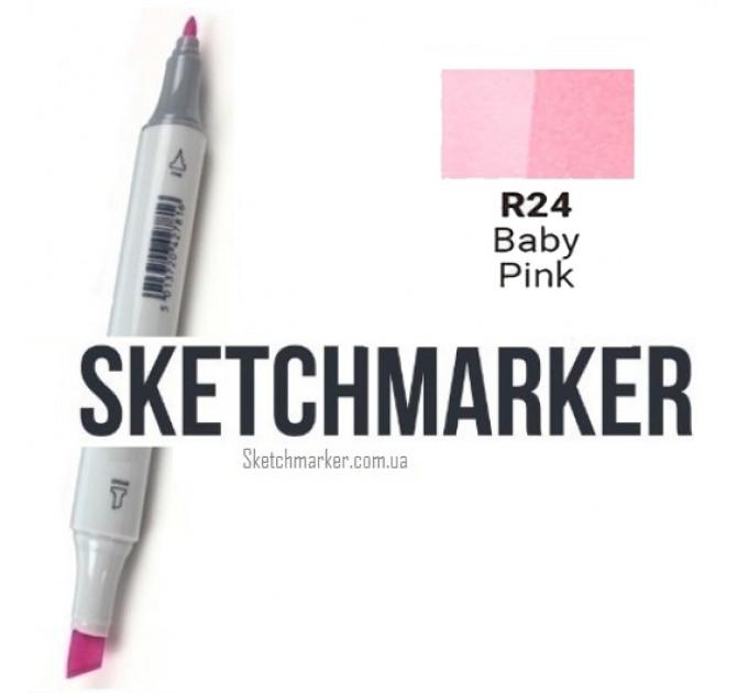 Маркер Sketchmarker Baby Pink (Детский розовый), SM-R024