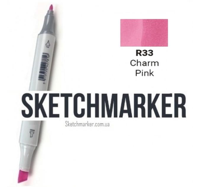 Маркер Sketchmarker Charm Pink (Очаравательный розовый), SM-R033