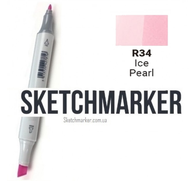 Маркер Sketchmarker Ice Pearl (Ледяная жемчужина), SM-R034