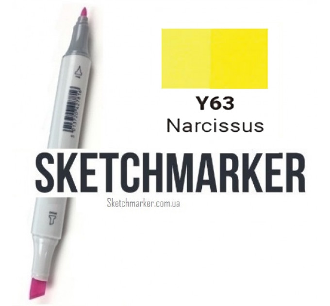 Маркер Sketchmarker Narcissus (Нарцисс), SM-Y063