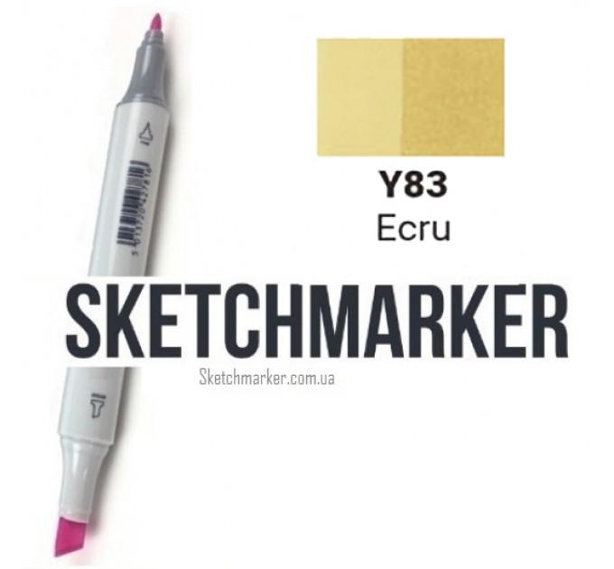 Маркер Sketchmarker Ecru (Экрю), SM-Y083