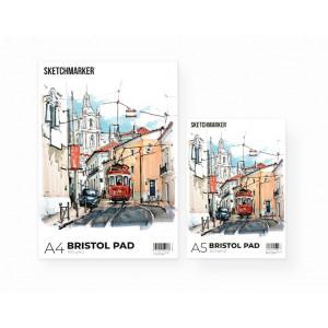 Альбом для маркеров A5 SKETCHMARKER BRISTOL PAD 300gsm (A5, 20 pages, 300gsm)